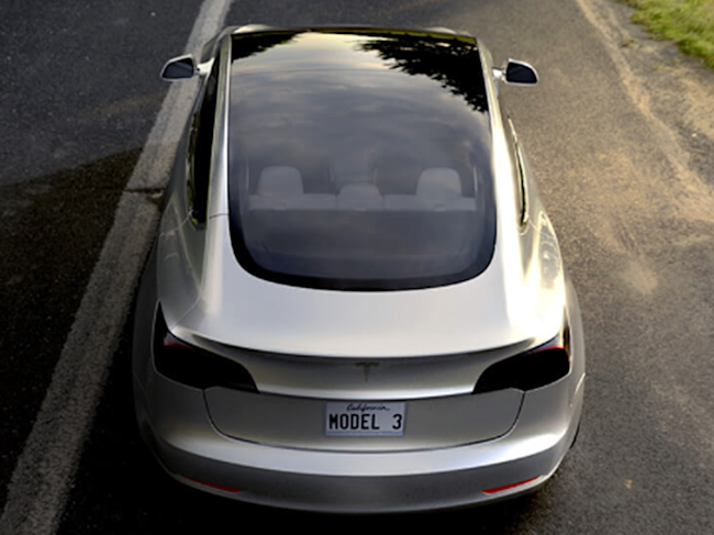 Elon Musk Tesla Is Developing A Special Kind Of Glass For