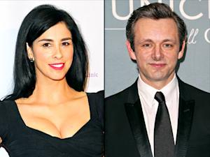 Sarah Silverman Is Dating Michael Sheen