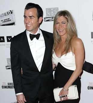 Jennifer Aniston Has 'Secret Spat' With Justin Theroux's Best Friend's Wife?
