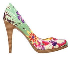 Floral pumps