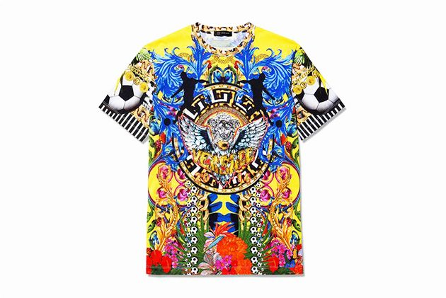 World Cup t-shirt (Versace)