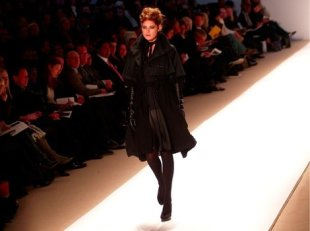 Runway at Fashion Week