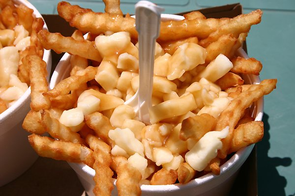 Poutine topped the list of most searched Canadian food items of 2012. (Thinkstock)