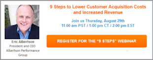 9 Steps to Lower Customer Acquisition Cost (And Higher Value) image ERic alber
