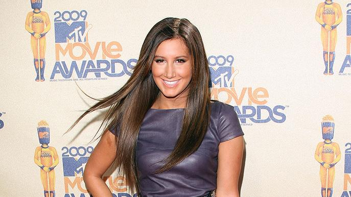 Report Card MTV Movie Awards 2009 Ashely Tisdale
