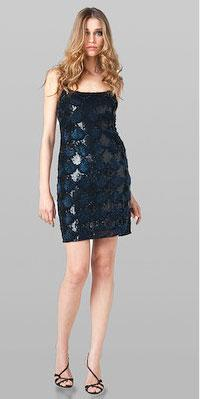 Multi Color Sequin Cocktail Dresses from Aidan Mattox Niteline - $300.00