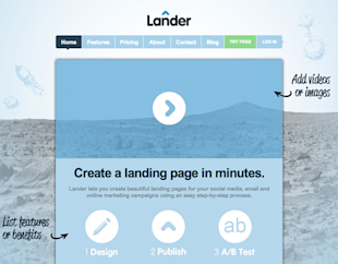 25 Tools Online Marketers Need in 2013 image Lander1