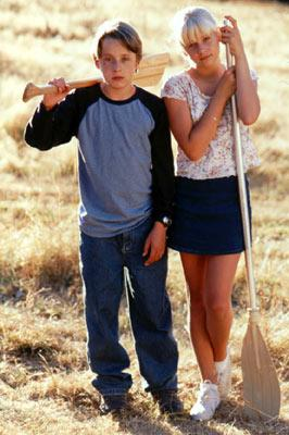 Rory Culkin and Carly Schroeder in Paramount Classics' Mean Creek