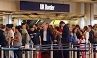 UK Plans Border Controls For Euro Meltdown