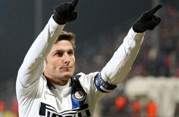 Zanetti hopes to return from injury this month