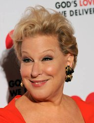 Bette Midler still waiting for Glee call