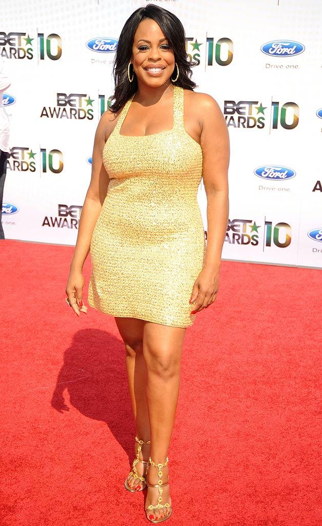 Nash Niecy BET Awards