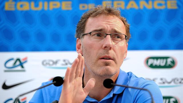 Ligue 1 - FACTBOX-PSG coach Laurent Blanc