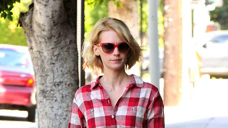 January Jones Little Doms