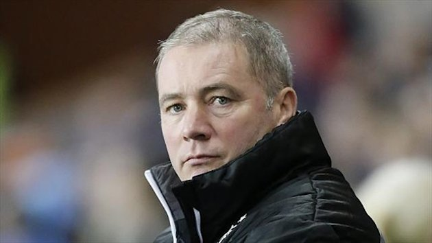 Ally McCoist's side are 14 points clear at the top of the table