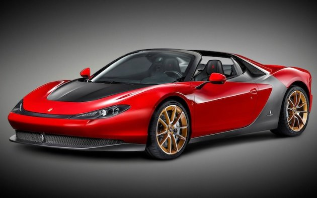 Worst Coachbuilt Ferrari photo