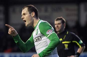 Celtic striker Stokes punished for attending IRA function