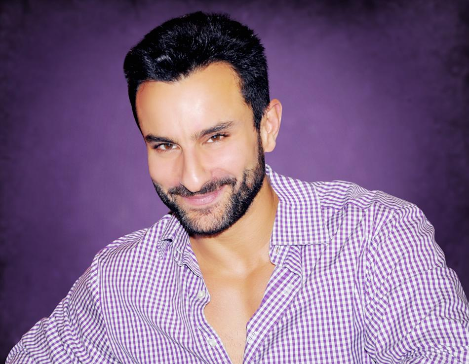 How Saif got the look right