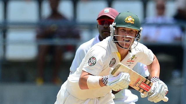 Cricket - Clarke: Warner has x-factor
