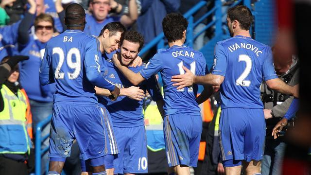 FA Cup - Mata helps Chelsea beat Brentford