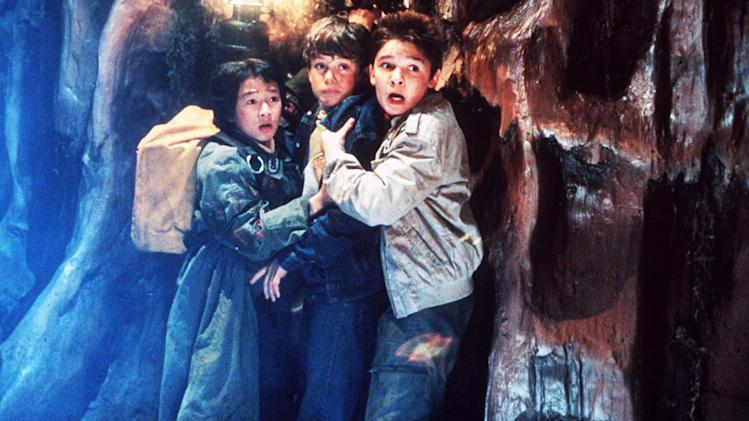 The Goonies Production Stills thumbnail