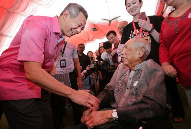 Singapore's 'Pioneer Generation' to benefit from special health-care package