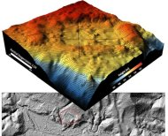 Data on topology from the LiDAR flyover in Honduras.