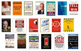 Sales Tips for Prospecting: Constant and Never Ending Improvement (Part 3 of 3) image Books1