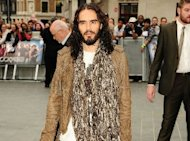 Russell Brand: Baboon Made Me Late For Dinner With Tom Cruise