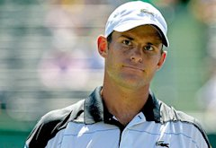 Andy Roddick | Photo Credits: Mike Ehrmann/Getty Images