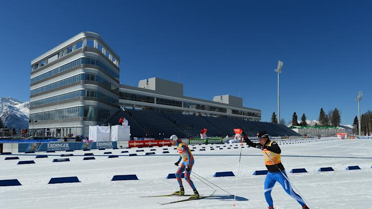 E. ON IBU Biathlon World Cup - Sochi