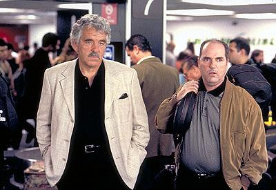 Dennis Farina and Jack Kehler in Touchstone's Big Trouble