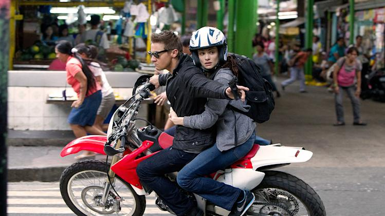 The Bourne Legacy Stills