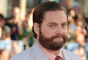 Zach Galifianakis | Photo Credits: Angela Weiss/Getty Images
