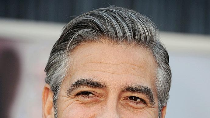 85th Annual Academy Awards - Arrivals: George Clooney