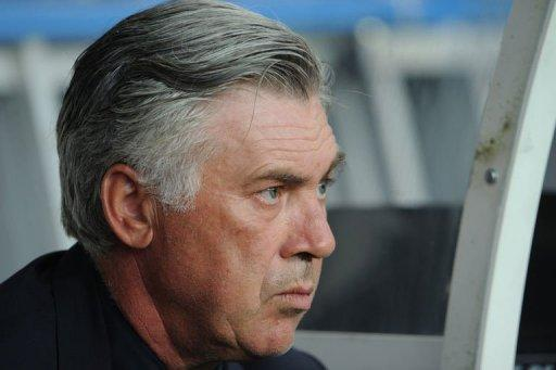 Carlo Ancelotti took over at the end of December last year with PSG in first place