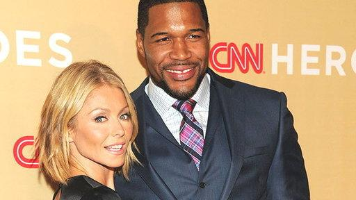Michael Strahan Gets a New Job!