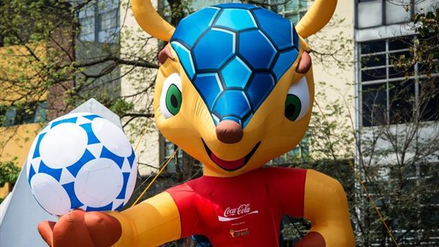 World Cup - FIFA names Brazil's World Cup mascot