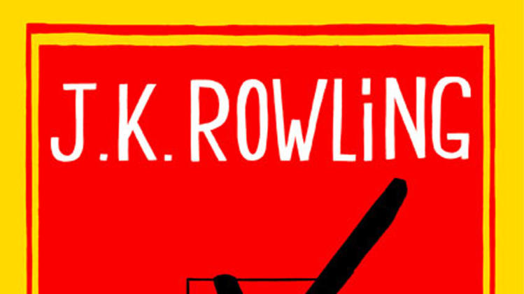 "This photo made available by Little, Brown and Co. shows the cover of ""The Casual Vacancy,"" J.K. Rowling's first novel for adults. (AP Photo/Little, Brown and Company)"