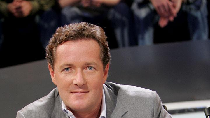 Piers Morgan is one of the judges on America's Got Talent.