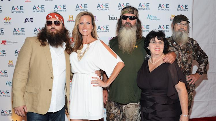 Duck Dynasty Couples