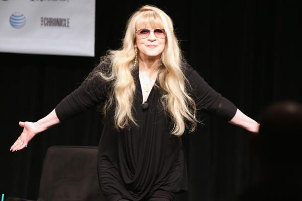 Stevie Nicks speaks during the 2013 SXSW Music, Film   Interactive Festival on March 14th, 2013 in Austin, Texas.