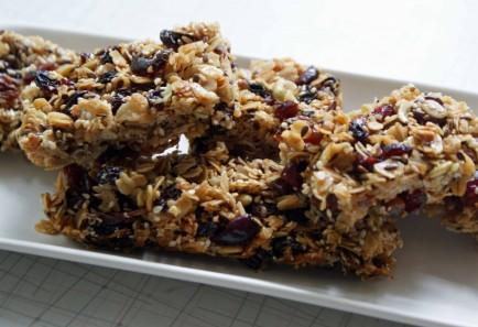 Fruit & Oat Granola Bars