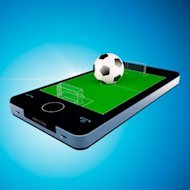 Football fans can keep track of their favourite sport right on their iPhone with the all new Yahoo! Maktoob Arabic football app.