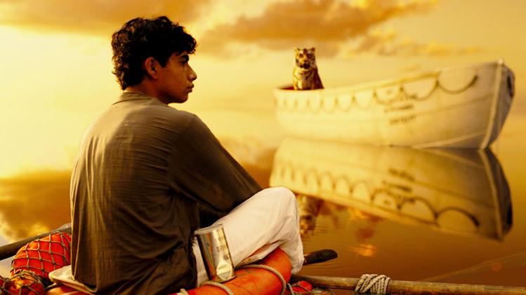 Jumbo Life of Pi Blu-ray clip