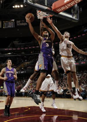 Dragic, Beasley leads Suns past Cavaliers 91-78