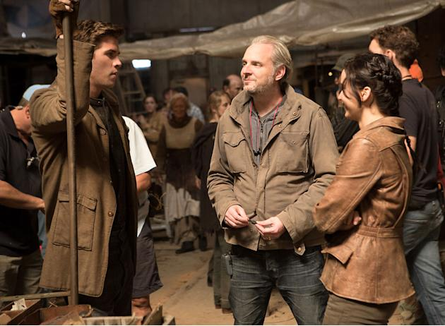 Catching Fire Movie Still