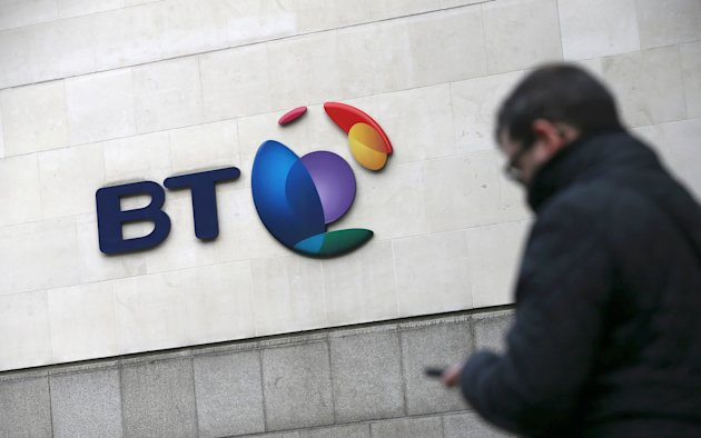 BT continued to charge one customer for her phone more than two years after the payment was due to stop -  NEIL HALL