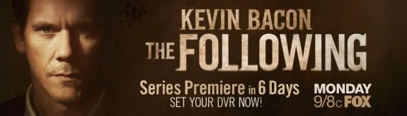 Promo Campaign For New Fox Drama 'The Following' Embraces DVR Viewing