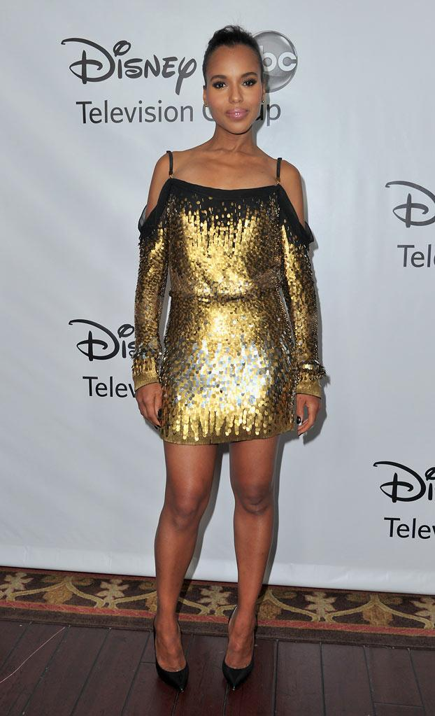 2012 ABC Winter TCA All-Star Party Red Carpet